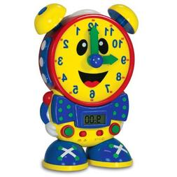 The Learning Journey Telly The Teaching Time Clock, Primary