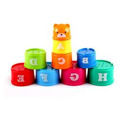 The First Years Stack Up Cups Nesting Cups Baby Stacking Toy