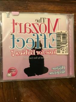 The Mozart Effect - Music for Babies, Vol. 1 - CD, Compact D