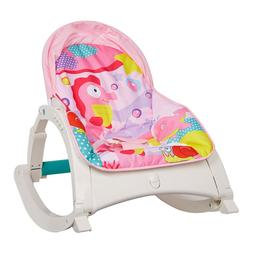 KARMAS PRODUCT Toddler Rocker Activity Play Centers For Girl