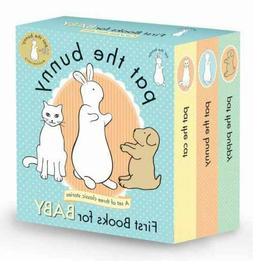 Touch-And-Feel Ser.: Pat the Bunny : First Books for Baby by