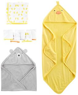Simple Joys by Carter's Baby 8-Piece Towel and Washcloth Set