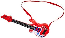 Kole Toy Rock Guitar with Strap