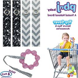 PBnJ baby Toy Saver Strap Holder Leash Secure Accessories Gr