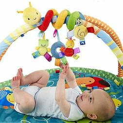 Toy Leorx Spiral Stroller Bed Hanging Toys Baby Car Seat Hot