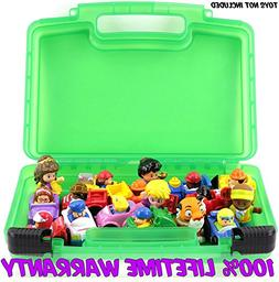 Life Made Better Toy Storage Organizer. Fits Up To 30 Mini F