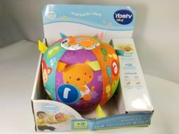 Toy Baby Toddler Ball Animal Stuffed Soft Sounds Activity Sk