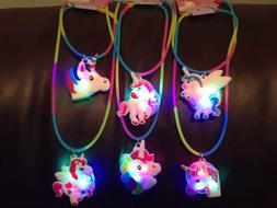 Toys for Girls 5 6 7 8 9 10 11 12 Year Old Unicorn Necklace