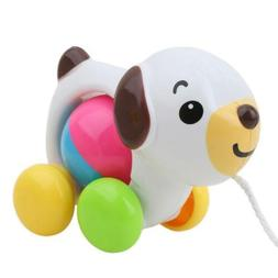 Toys For Kids Pull and Sing Puppy Unisex Toddler Educational