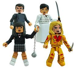 Diamond Select Toys Kill Bill 10th Anniversary Minimates: Ho