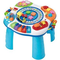 WinFun Letter Train & Piano Activity Table by WinFun