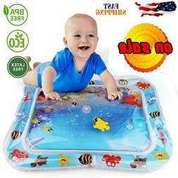 Tummy Fun Time Water Play Mat for Babies Toddlers Stimulatio