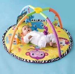 Infantino Twist and Fold Activity Gym and Play Mat - Baby An