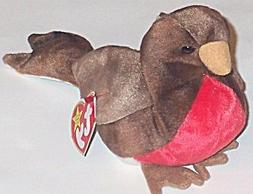 TY Beanie Baby - EARLY the Robin by eaglecollector83