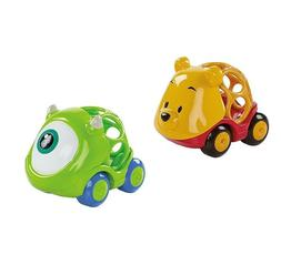 U Pick Oball Disney Baby Go Gripper Car Mike or Pooh