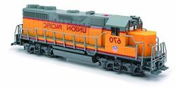 NEW RAY UNION PACIFIC TRAIN ENGINE WITH SOUND AND LIGHTS 1/3