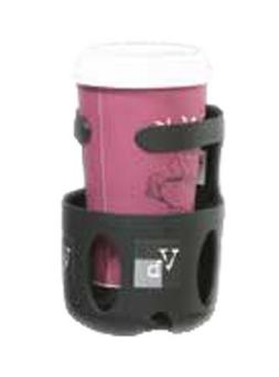 Valco Baby Universal Cup Holder, Black