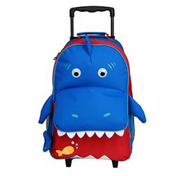 Yodo Upgraded Large Convertible 3-Way Kids Suitcase Rolling