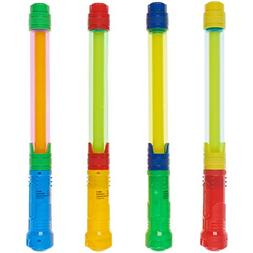 Prextex 4 Pack Water Shooter Fun Summer Toy for Kids Water B