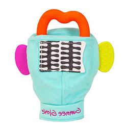Gummee Glove Wearable Multi Sensory Baby Teether Toy, with D