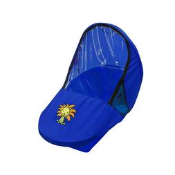 Weather Shield Add on for Peanut Sled   Blue Lion~By Era Gro