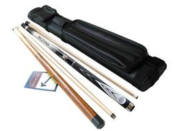 50%off White Spider Maple Pool Cue Stick  +Gino Jump and Bre
