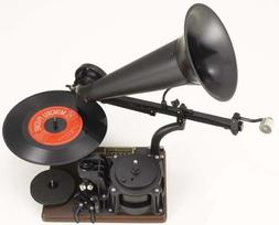 windup gramophone kit