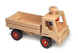 Fagus Wooden Dump Truck - Made in Germany