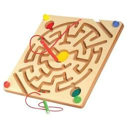 Marvel Education Company Wooden Maze Race To The Center for