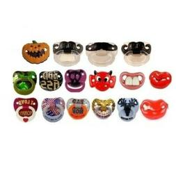Novelty Billy Bob Funny Teeth Pacifier BPA and Phylate Free